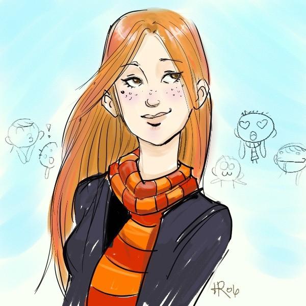 Jeu des dessins HP! ^^ Ginny_10