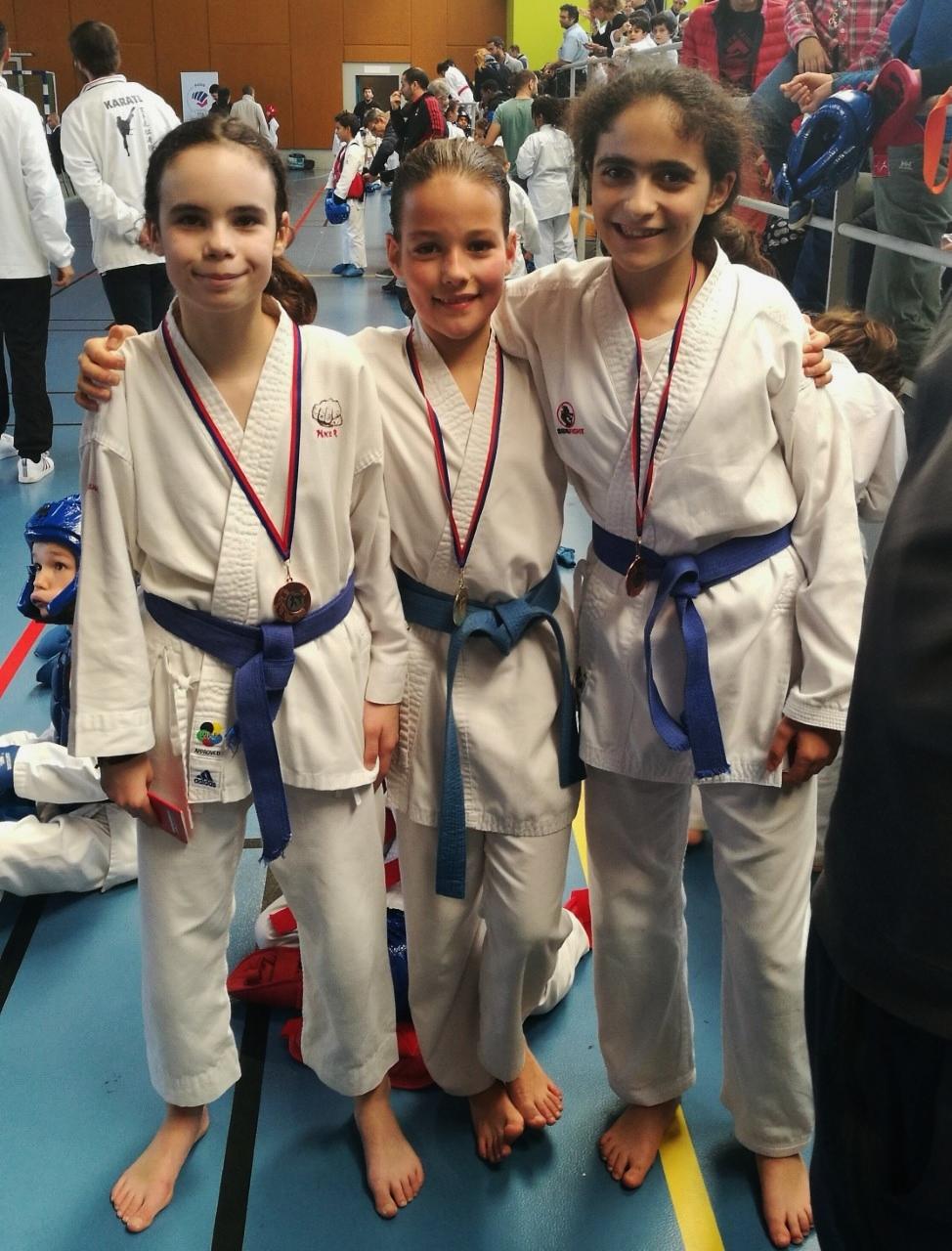 Coupe de Paris Elite Katas/Combat 17 novembre 2018 Thumbn57