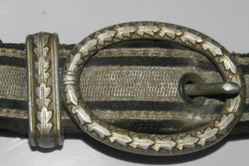 Dague des cadres de la douane - P. Weyersberg _1033033