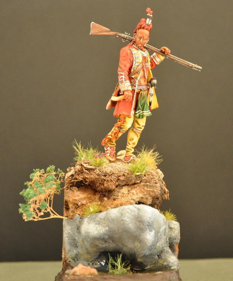 Guerrier Iroquois 1760- 75mm Pegaso - Page 2 Dsc_0016