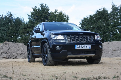 Essai Jeep Grand Cherokee S-Limited (Le Parisien.fr) 27346010