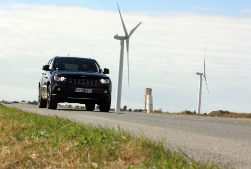 Essai Jeep Grand Cherokee S-Limited (Le Parisien.fr) 80451510
