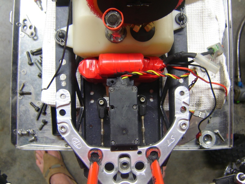 """New Baja de Flo'56 """" The short Red """" 00814"""