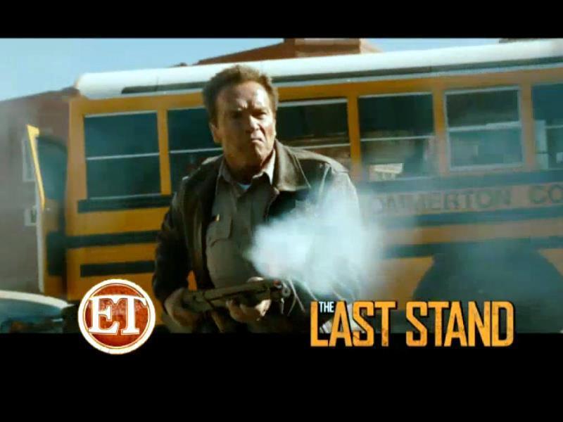 The Last Stand avec Arnold Schwarzenegger 55199710
