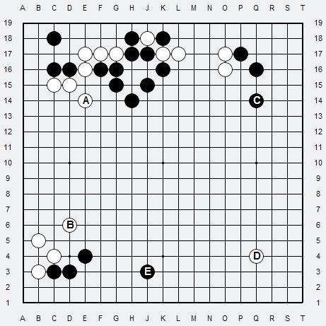 Les 3 Règles de base du Fuseki : Règle 2 3r2-2-22