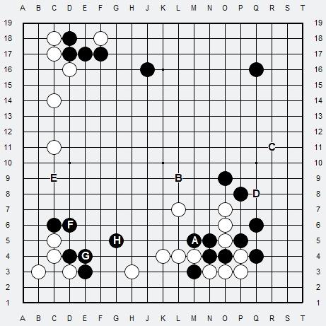Les 3 Règles de base du Fuseki . Règle 3 3r3-1-21