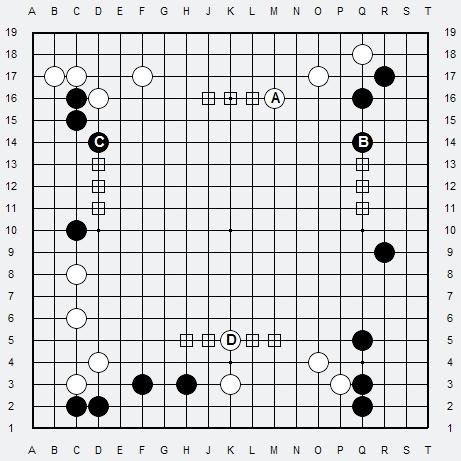 Les 3 Règles de base du Fuseki . Règle 3 3r3-3-15