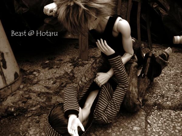 [IOS Anos] ☆GRAFFITI☆ p3 Beast011