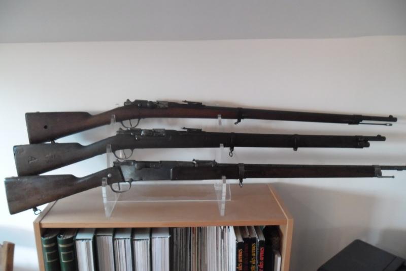 petit problème mécanique auget fusil LEBEL - Page 2 Sam_5920