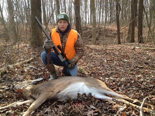 Finally a deer  10915210