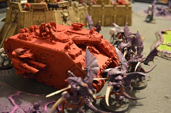 2014.12.29 - Blood Angels contre Tyranides - 2000 pts 0710