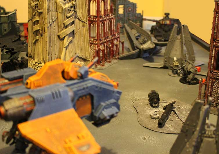 2015.01.04 - Space Marines contre Eldars Noirs - 2000 pts 1011