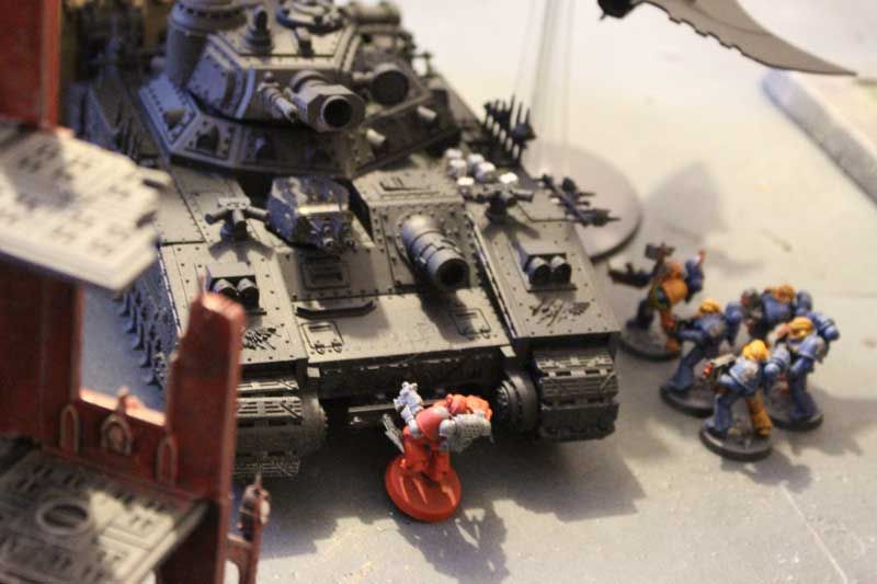 2015.01.04 - Space Marines contre Eldars Noirs - 2000 pts 1111
