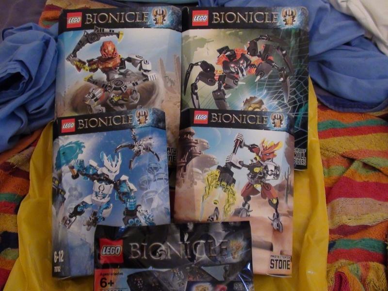 [Produits] Votre collection Bionicle - Page 18 Dsc01810