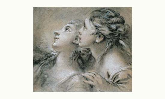 Les oeuvres de François Boucher 11078510