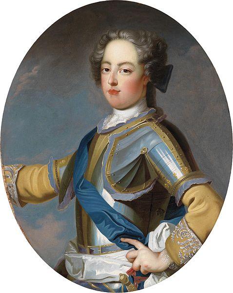 Roslin - Portraits de Louis XVI, roi de France (peintures, dessins, gravures) 478px-10