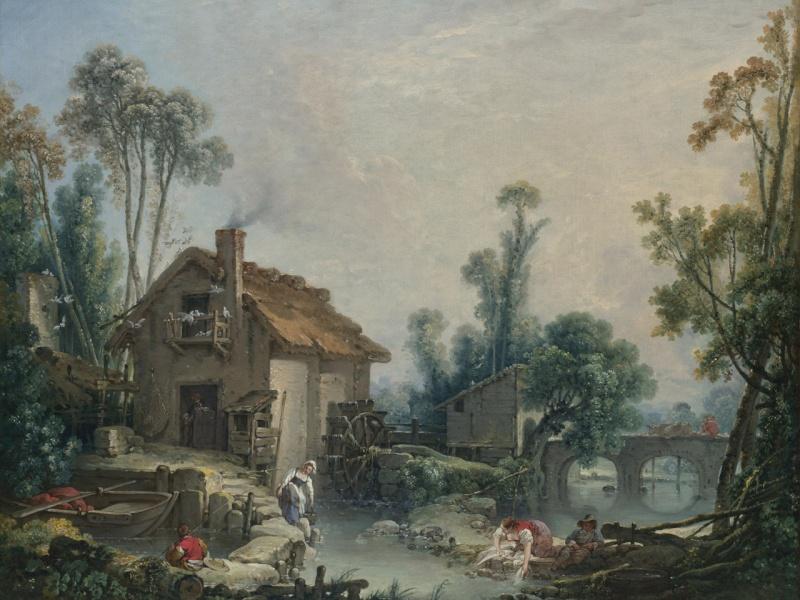 Les oeuvres de François Boucher 910