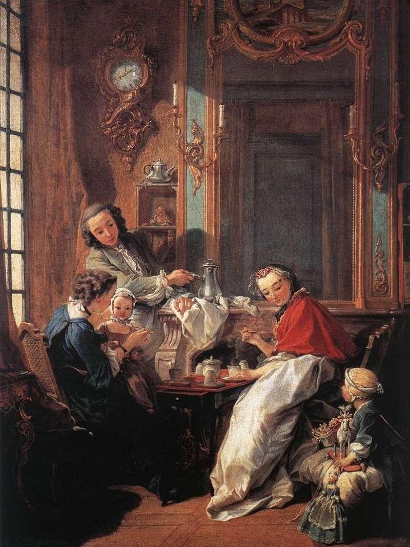 Les oeuvres de François Boucher Franyo12
