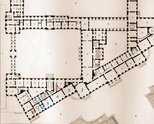 Le château de Compiègne - Page 5 Percie11