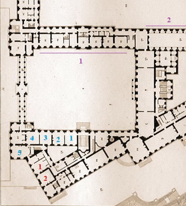 Le château de Compiègne - Page 4 Percie12