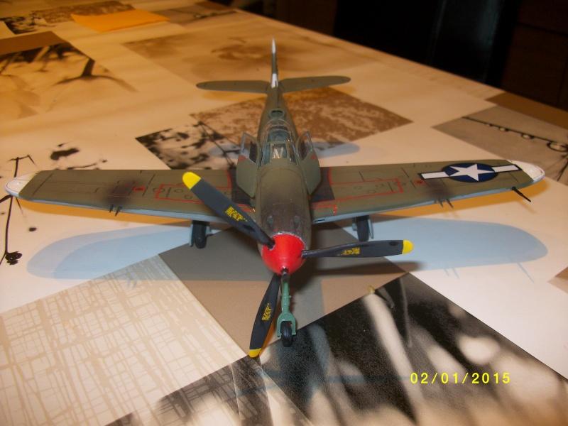 Airacobra 1/48 Edouard  00410