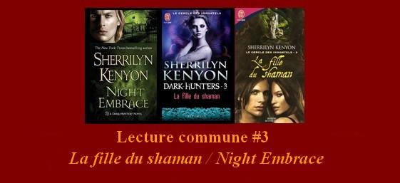 Discussion commune #3 - La fille du shaman Lectur12