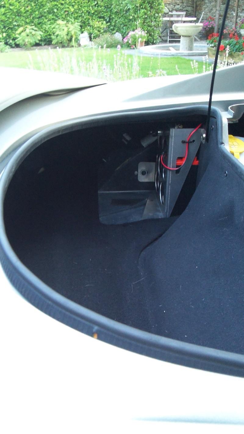 VENDUTO?..supporto alluminio x Batteria Lir Racing Elise Exige Toyota Lir_su11