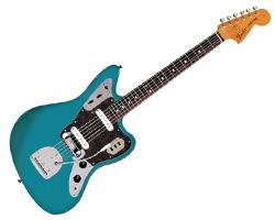 Ses guitares Fender11