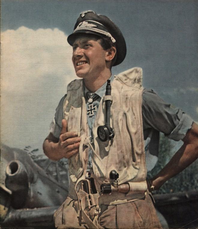 La chemise de la Luftwaffe 54611