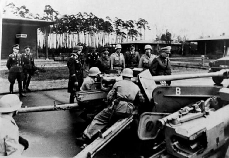 Les chasseurs de chars, Panzerjäger, de la Luftwaffe - Page 2 Ki10