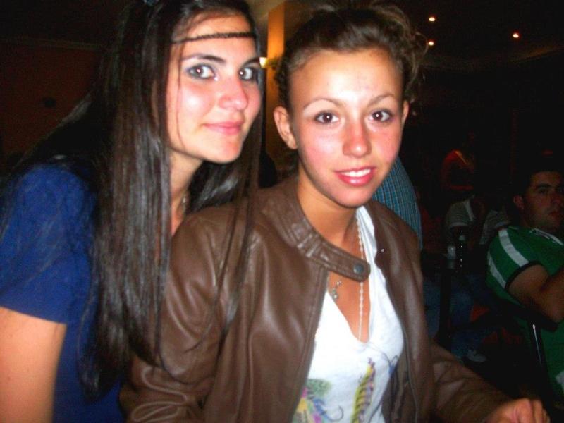 Souvenir anniversaire Laura 18ans 201210
