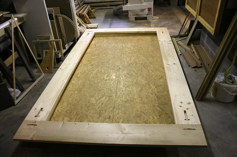 [fabrication] Un toit de roulotte de bohème - Page 6 Ceintu10