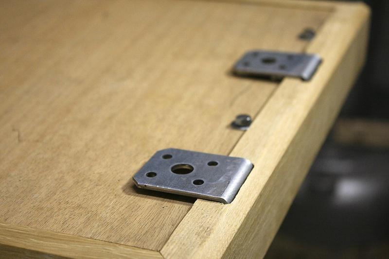 [Fabrication] Un cadre à serrage progressif… - Page 3 Encast10