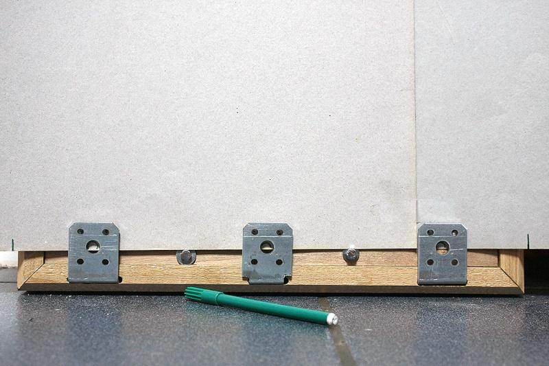 [Fabrication] Un cadre à serrage progressif… - Page 3 Gabari10