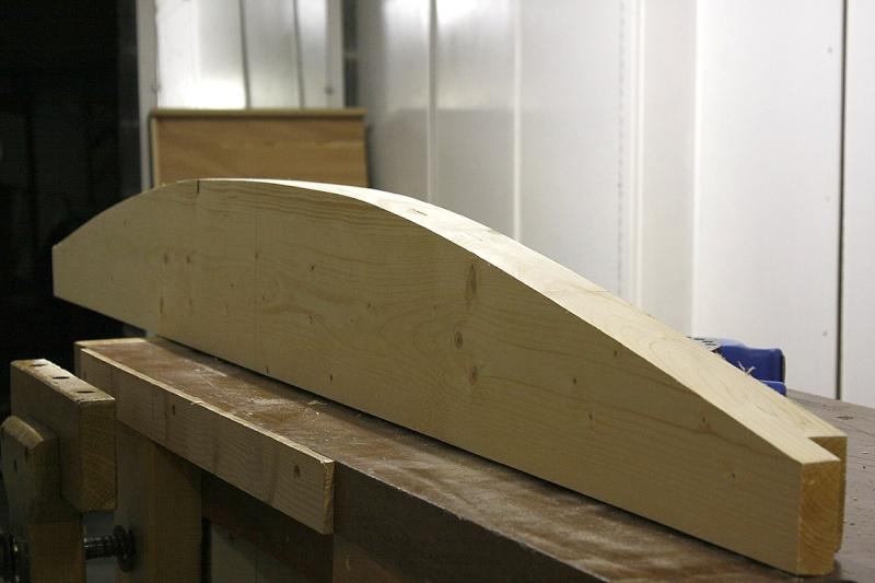 [fabrication] Un toit de roulotte de bohème - Page 4 Gabari15