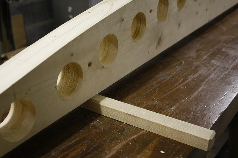 [fabrication] Un toit de roulotte de bohème - Page 4 Gabari17