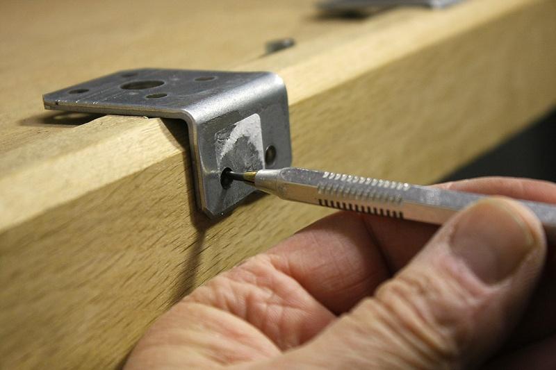 [Fabrication] Un cadre à serrage progressif… - Page 3 Marqua10