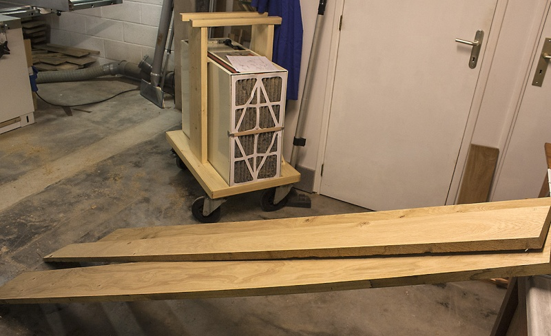 [Fabrication] Un cadre à serrage progressif… Piyces10