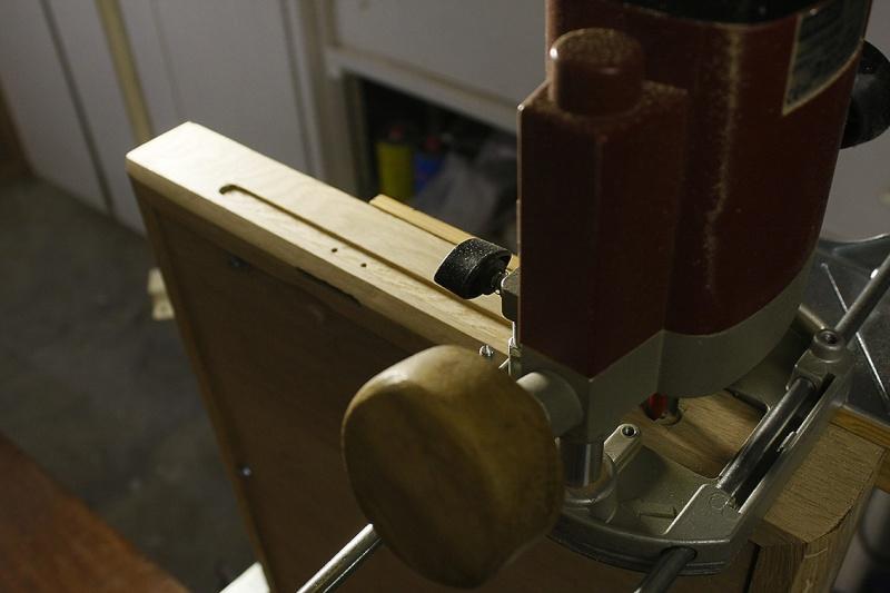 [Fabrication] Un cadre à serrage progressif… - Page 3 Rainur10