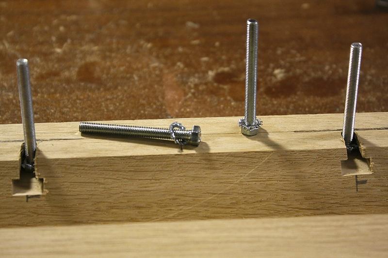 [Fabrication] Un cadre à serrage progressif… Rondel10