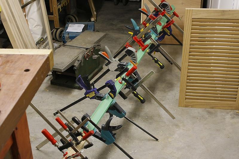 [Fabrication] Un cadre à serrage progressif… Rubans10