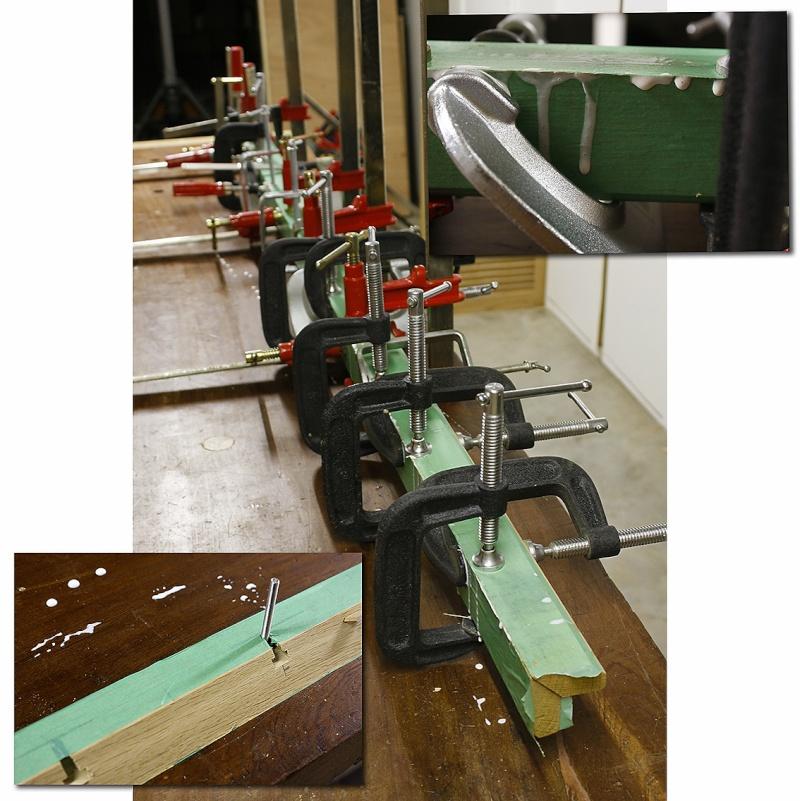 [Fabrication] Un cadre à serrage progressif… Rubans11