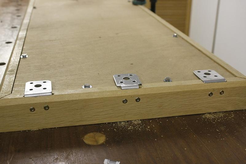 [Fabrication] Un cadre à serrage progressif… - Page 3 Vissag10