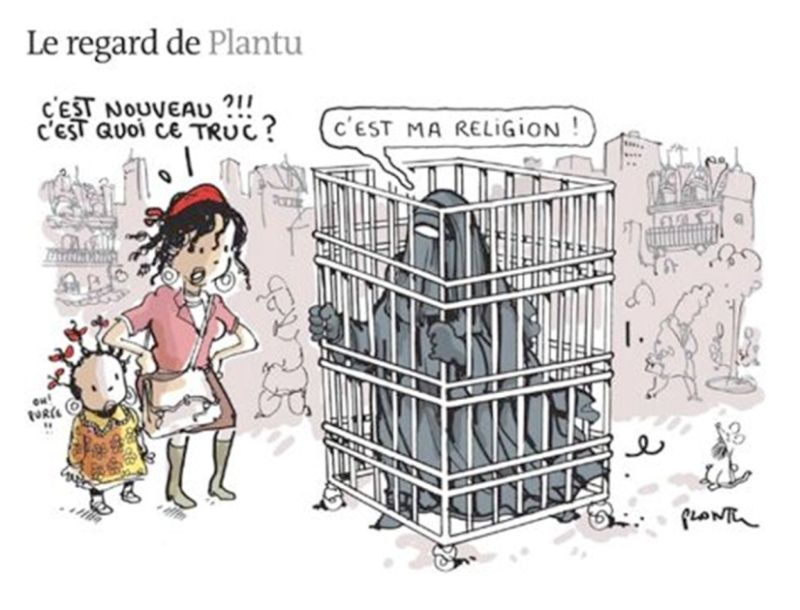Hommages du dessinateur PLANTU à CHARLIE HEBDO. Captur11
