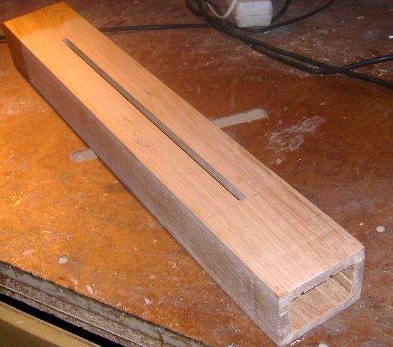 Servante en bois à 4 rouleaux S6300811
