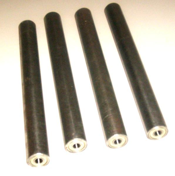 Servante en bois à 4 rouleaux S6300814