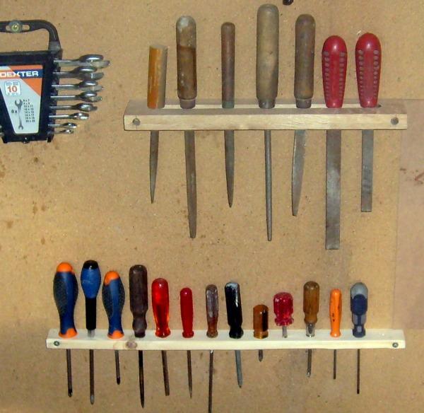 Supports d'outils pour rangement sur tableau S6300839