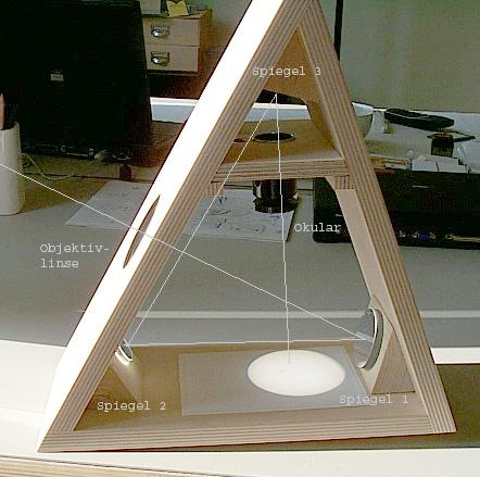 Solaire : Fabrication d'un SunSpotter... Sunspo11