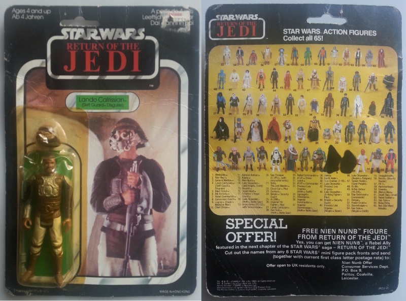 I just found something interesting in my collection Lando_18