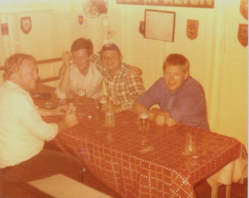 Chef radio à bord du Bovesse en 1970 Scan1011